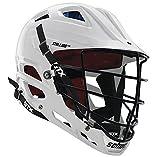 STX Lacrosse Stallion 500 Helmet, White, Medium
