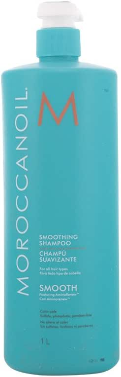 Moroccanoil Hair Smoothing Shampoo, 1000 ml