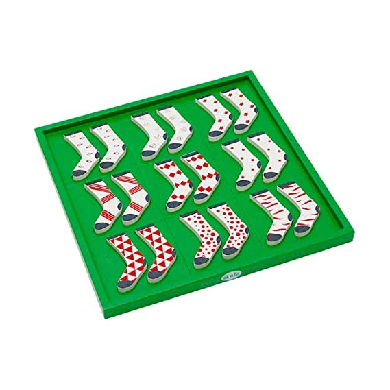 Skola Toys Sock Twins Patterns - Pair, Match and Learn