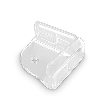 20 Stück Kantenschutz Eckenschutz Tischkanten schützen Kindersicherung Silikon