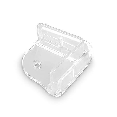 20x Silikon Eckenschutz Kantenschutz Glastisch Kinder Baby Tischkantenschutz