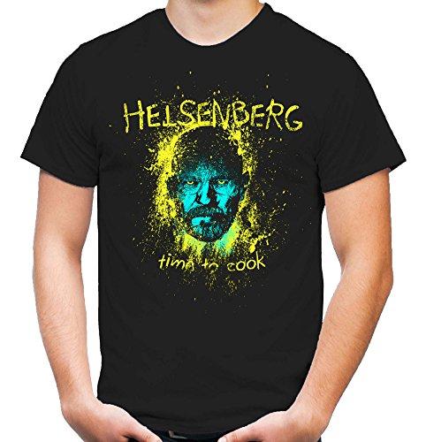 Heisenberg Vintage T-Shirt | Kult