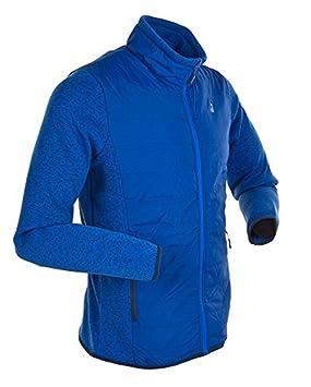 Anorak Hybrid Knit Joluvi (AZUL, XXL): Amazon.es: Deportes y ...