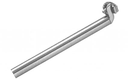 Ausf/ührung: silber 26,8 mm /Ø 350 mm L/änge Alu Patentsattelst/ütze