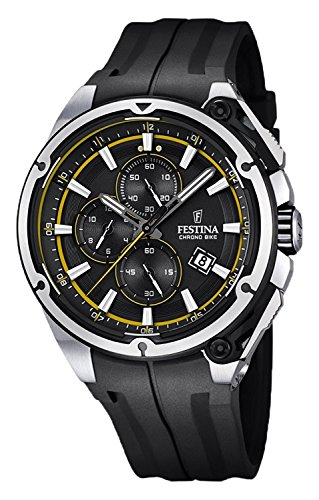FESTINA watch Chrono Bike 2015 F16882 / 7 Men's [regular imported goods]