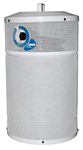 AllerAir Air Purifier AirTube Supreme Exec White