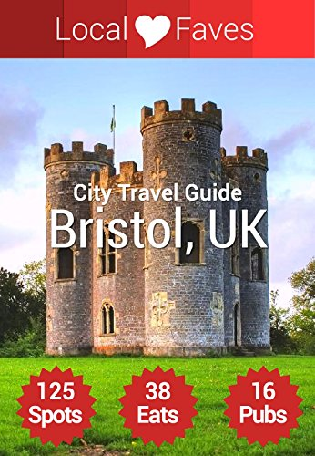 Enjoy Bristol Travel Guide Spots ebook product image