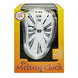 Can You Imagine Melting Clock