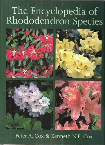 Encyclopedia of Rhododendron Species