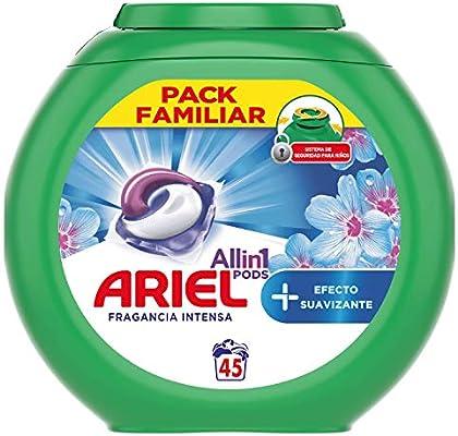 Ariel Todo En Uno Pods Rosa fresca Detergente En Cápsulas, 50 ...