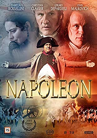 Napoleon 2002 Series - 2-DVD Set Napoléon Origine Danoise, Sans Langue Francaise: Amazon.es: Cine y Series TV