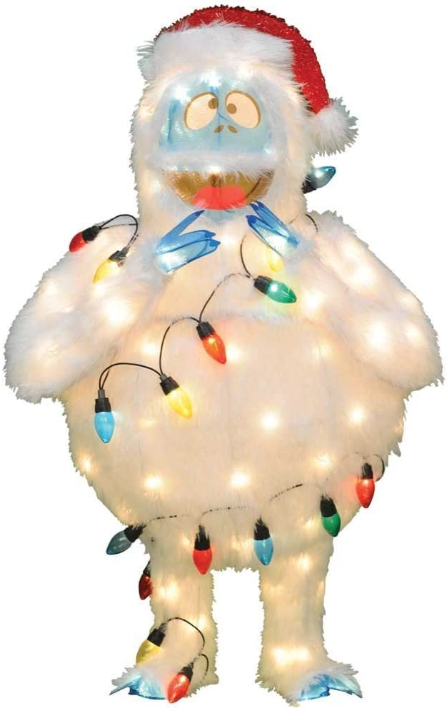 ProductWorks 40529 Bumble with Lights Strand Christmas Décor