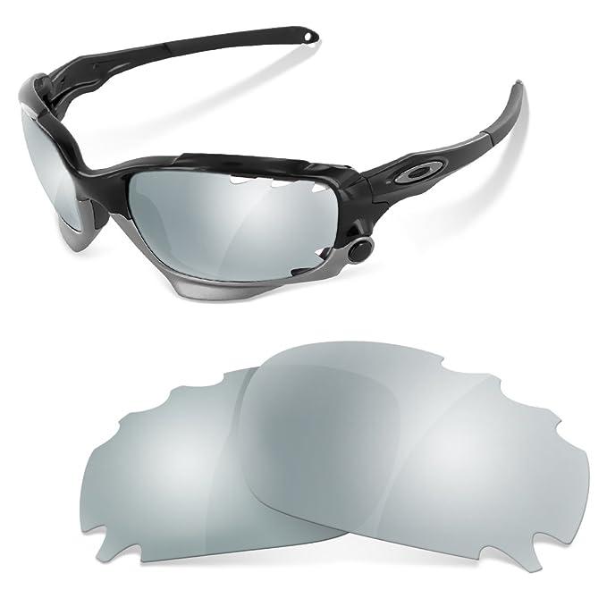 sunglasses restorer Lentes Para Oakley Racing Jacket Ventilada (Cristales Polarizados Titanio)