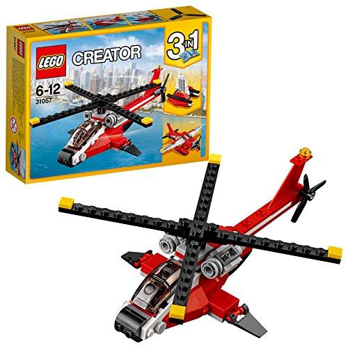 [해외] 레고(LEGO) creator 고속 헬리콥터 31057