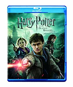 Harry Potter and the Deathly Hallows, Part 2 [Blu-ray] (Bilingual)