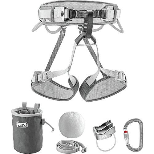 Petzl – Kit CORAX, Climbing Kit Containing CORAX Harness