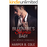 Billionaire's Surprise Baby: An Mpreg Romance (English Edition)