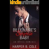 Billionaire's Surprise Baby: An Mpreg Romance