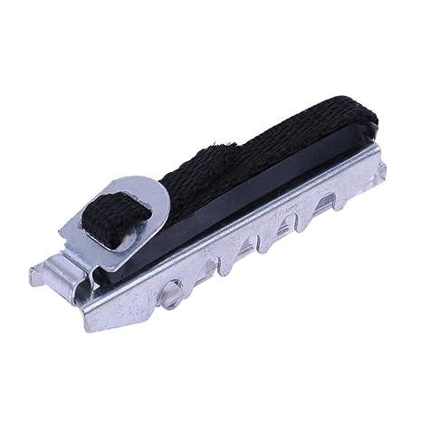 Broadroot guitarra soporte de cambio abrazadera clave cejilla para guitarra eléctrica acústica melodía de cambio