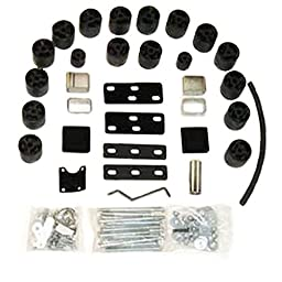 Performance Accessories, Ford F-150 Gas 2WD and 4WD 3\