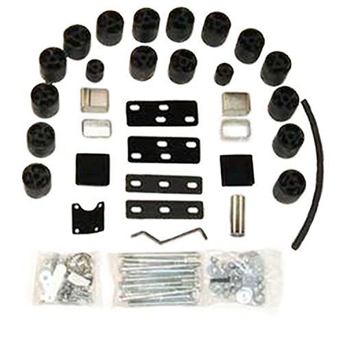 Performance Accessories, Ford F-150 Gas 2WD and 4WD 3″ Body Lift Kit, fits 2003 to 2003, PA70043, Made in America