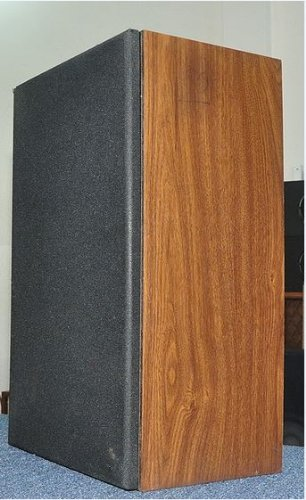 Kenwood Model LSK-200C 2-Way Speaker