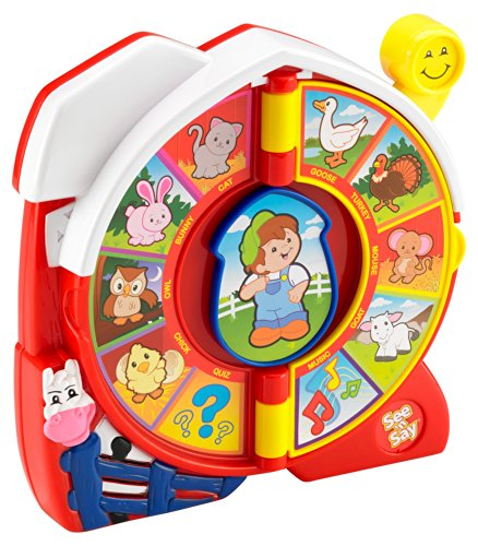 Fisher-Price See 'n Say The Farmer Says Toy JungleDealsBlog.com