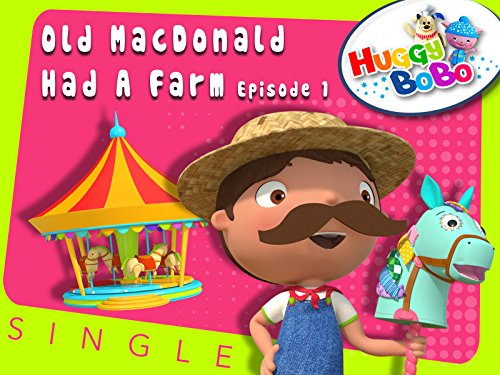 Old MacDonald Had A Farm Nursery Rhymes By HuggyBoBo