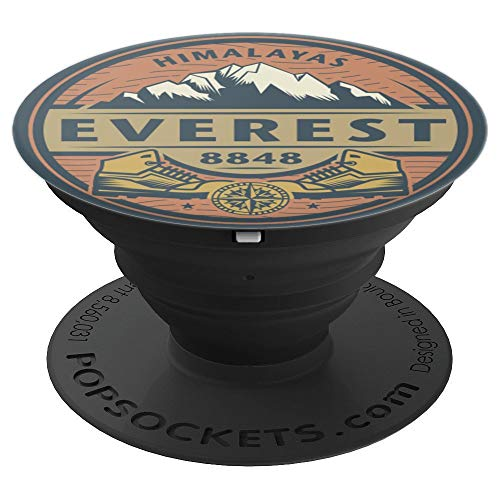 Mount Everest PopSockets Grip and Stand for Phones and Tablets