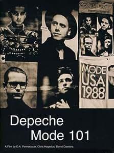 Amazon Com Depeche Mode 101 Martin Gore David Gahan