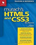 Murach's HTML5 and CSS3, 3rd Edition