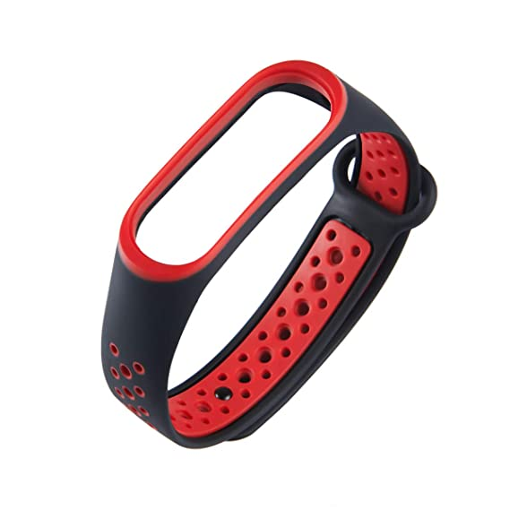 Amazon.com: XIHAMA for Xiaomi mi Band 3 Strap, Xiaomi Mi ...