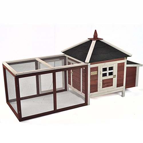 (Advantek The Prairie Home Chicken Coop)