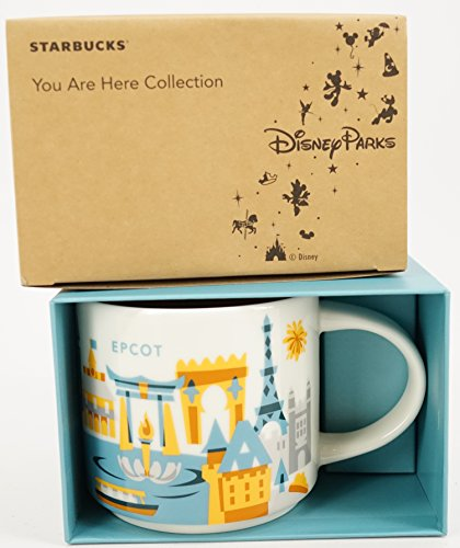 disney world starbucks mug - 1