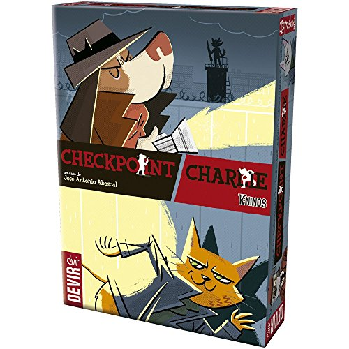 Devir Juego Checkpoint Charlie