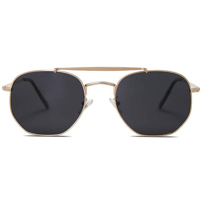 Amazon.com: SOJOS - Gafas de sol clásicas de aviador ...