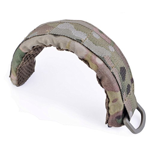 OPSMEN Headband Advanced Modular Headset Cover Fit For All General Tactical  Earmuffs Accessories Upgrade Bags Case ccc09f4bfe8