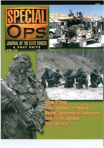Price comparison product image 5542: Special Ops: Vol. 42