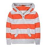 Kyпить Benito & Benita Boys' Pullover Sweater Crew Neck Cotton Stripe Sweater Casual Style for 2-12Y на Amazon.com