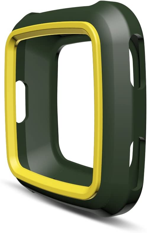 12-Colour AWINNER Colorful Case for Fitbit Versa,Shock-Proof and Shatter-Resistant Protective Silicone Case for Fitbit Versa Smartwatch