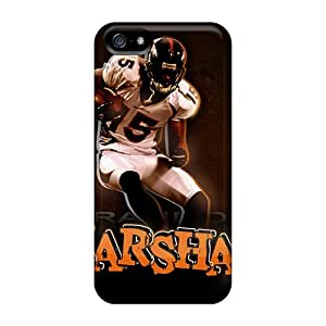 Cynthaskey HsllNfP11uGmYW Case For Iphone 5/5s With Nice Denver Broncos Player Marshall Brandon Appearance