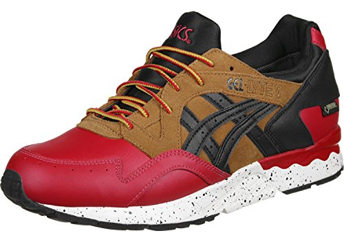 Asics Gel-Lyte V G-TX Calzado red/black