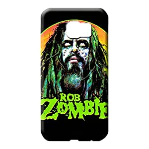 samsung galaxy s6 edge Excellent Fashion Scratch-proof Protection Cases Covers mobile phone carrying cases rob zombie