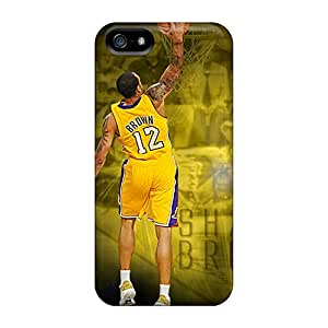 For Iphone 5/5s Premium Cases Covers Shannon Brown Protective Cases