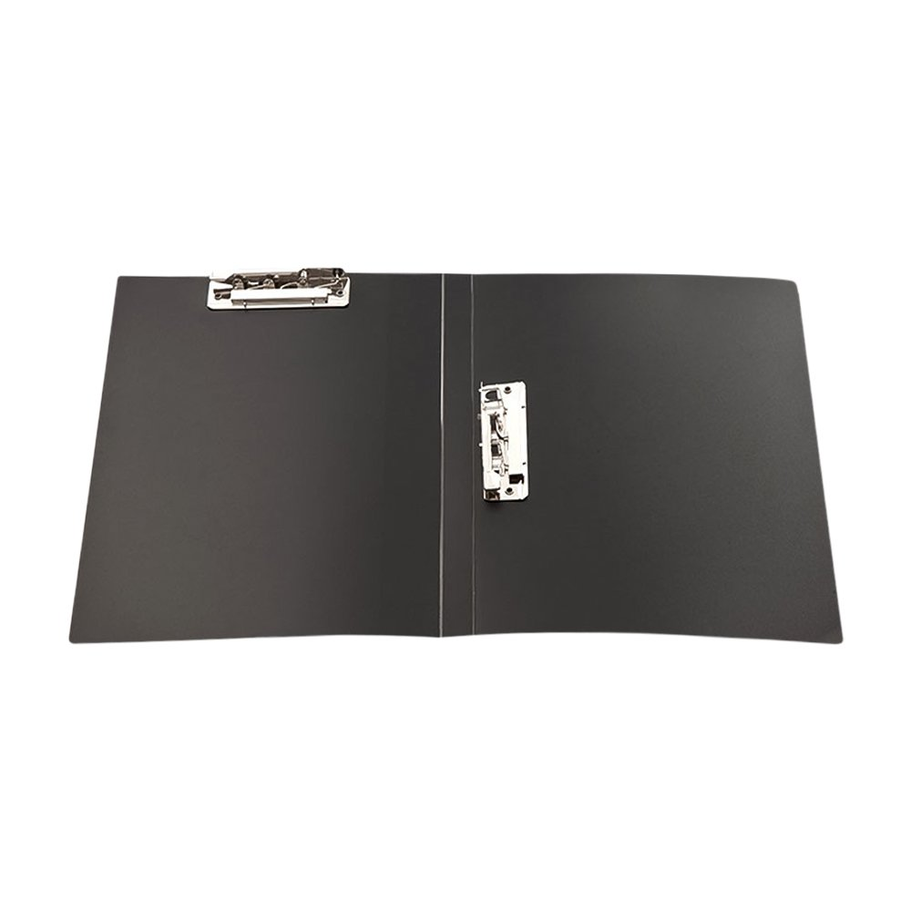 A4 Clamp Binder with 100 Sheet Capacity Double Strong Clip, Pack of 2 by Tong Yue (Image #1)