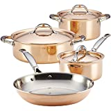 Ruffoni Symphonia Cupra 7-Piece Cookware Set - Copper