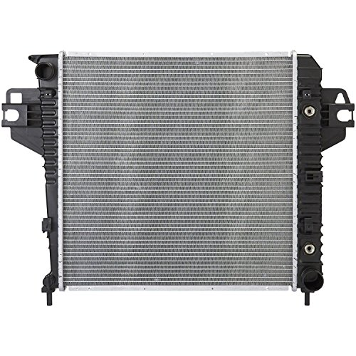 (Klimoto Brand 2481 New Radiator For Jeep Liberty 2002-2006 3.7)