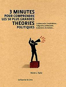"""Afficher """"3 minutes pour comprendre les 50 plus grandes théories politiques"""""""