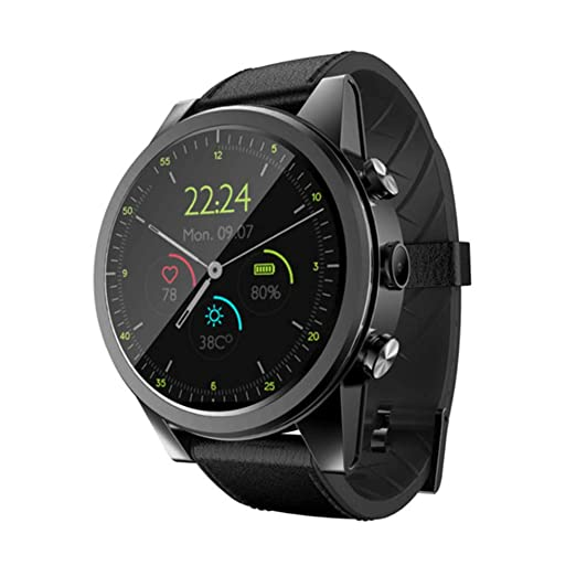 Amazon.com: SUNLMG Smart Watch/Heart Rate and Activity ...