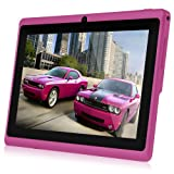 Chromo Inc® Pink 4gb 7″ Android 4.0 Touch Capacitive Screen 1.2ghz 512 RAM Mid Tablet Pc Wifi 3g Camera Tr-a13, Best Gadgets